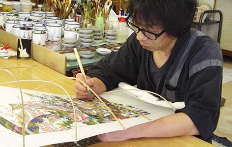 日本の伝統工芸、「加賀友禅」とは