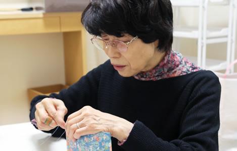 匠による手づくり、日本の職人技術
