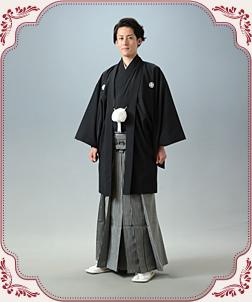 和装 紋付袴