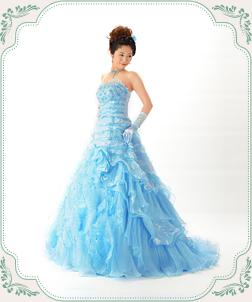 洋装カクテルドレス
