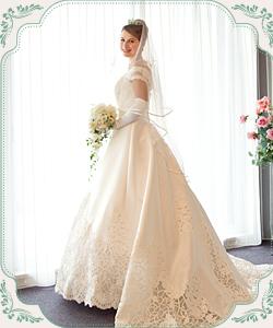 洋装ウエディングドレス